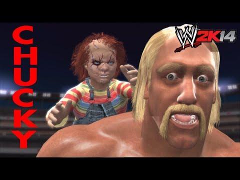 CHUCKY WWE 2K14 by marcusgarlick