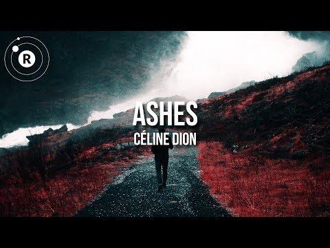 Céline Dion - Ashes (Laibert Remix) (Lyrics / Lyric Video) (Deadpool 2 Motion Picture Soundtrack)