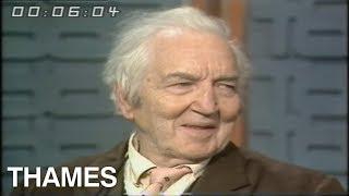 Poet | Robert Graves Interview |1975