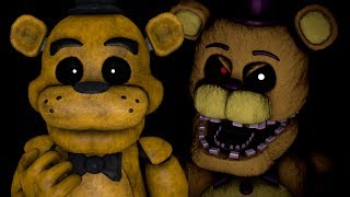 GOLDEN FREDDY PLAYS: FNAF - The Beginnings Demo || STARRING ETHGOESBOOM AS THE PHONE GUY!!!