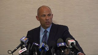 Avenatti: Girl on video listed in Kelly charges