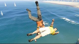 GTA 5 Brutal Kill Compilation and Fails (Grand Theft Auto V Funny Moments)