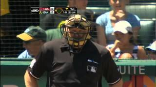 2012/08/08 Umpire's rough day