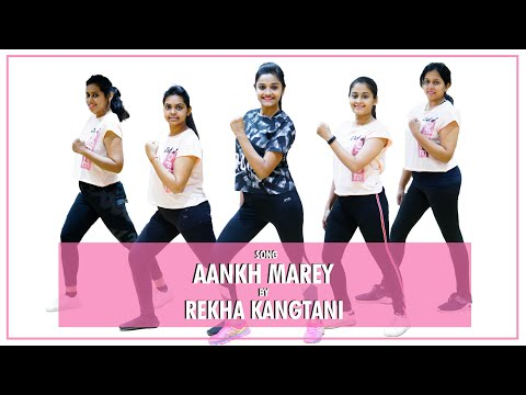 Xxx Mp4 Aankh Marey Simmba Zumba Workout Fitness Dance Rekha Kangtani ZIN 3gp Sex