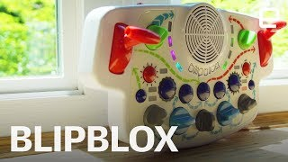 Hands-on with Blipblox, a synthesizer for kids (that adults will like, too)