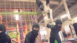 The Ninja Kids of Urban Evolution!
