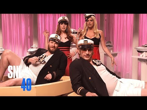 Porn Stars with James Franco and Seth Rogen Saturday Night Live