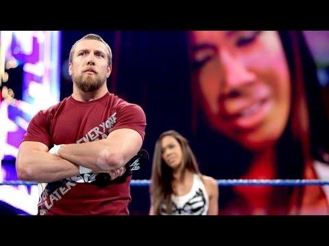 Xxx Mp4 SmackDown Daniel Bryan Breaks Up With AJ 3gp Sex