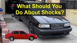 What shocks and struts should I buy, purchase or replace on my car or truck? - VOTD