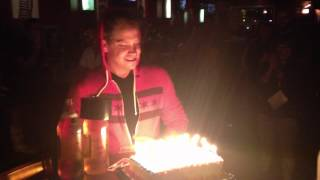 Ryan's Surprise Bday Cake