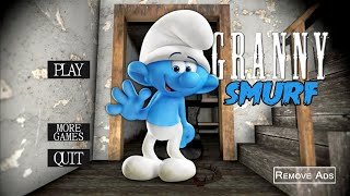 Granny is SMURF !