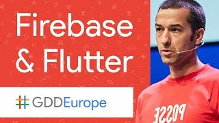 In Record Time: How we Quickly Built a Serverless app with Firebase and Flutter (GDD Europe