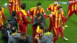 Muhteşem bir gol, çok uzaklardan vurdu Alain Traore! | #Kayserispor 1-0 #Bucaspor Dk:15 Traore