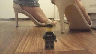 High Heels Lego man crush