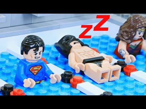 Lego Swimming Pool Super Hero Champions League