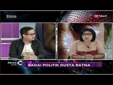 Ratna Sarumpaet Jadi Korban Sebuah Drama Politik? Ini Kata Jubir BPN Prabowo - iNews Sore 0410