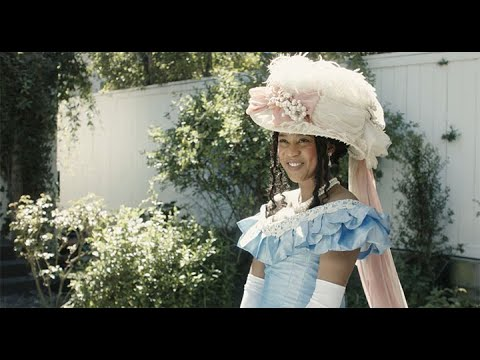 Xxx Mp4 BLACK GIRL IN A BIG DRESS Episode One The Garden Party 3gp Sex