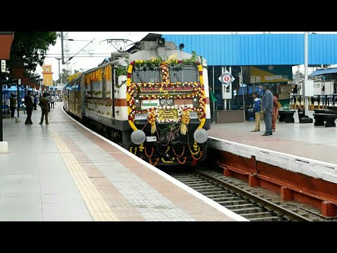 Xxx Mp4 INDIA S FIRST UDAY EXPRESS UPGRADED DOUBLE DECKER CLASS TRAIN 3gp Sex