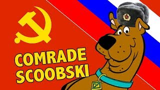 Is Scooby Doo Actually A Cold War Experiment?