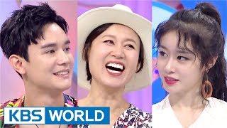 Hello Counselor - Park Miseon, Kim Jongmin, Jiyeon, Peter Hyun [ENG/THAI/2017.08.21]