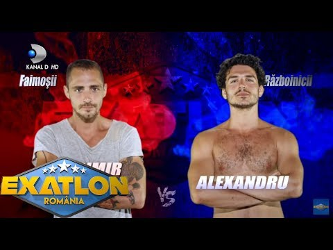 Xxx Mp4 Exatlon Romania 15 01 2018 Vladimir Anca VS Alina Alex Cine A Castigat Masa La Restaurant 3gp Sex