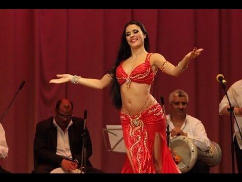 Superb Hot Arabic Belly Dance AIDA