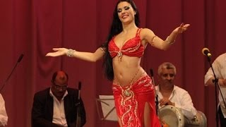 Superb Hot Arabic Belly Dance AIDA