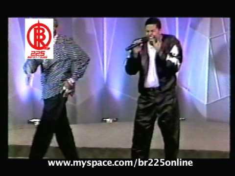 Al B Sure-Slick Rick-If I'm Not Your Lover -LIVE! (Rare)