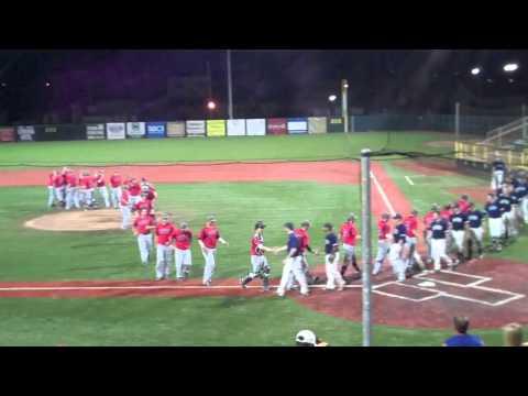2012 PSAC Baseball Tournament Highlights vs. Mercyhurst