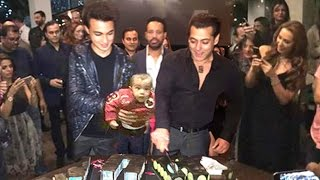 Salman Khan's LEAKED Birthday Party 2016 Video & Press Conference