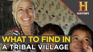 Mysterious Tribal Village of Eskaya, Philippines | Ride N' Seek Philippines S4