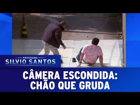 Chão que Gruda Câmeras Escondidas 19 02 17
