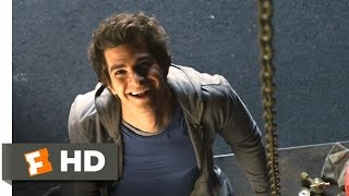 The Amazing Spider-Man - Love Struck Skateboarding Scene (2/10)   Movieclips