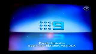 Southern Star and Nine Network endcaps 2010