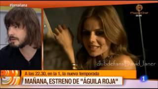 ENTREVISTA EN LA MAÑANA 1 DAVID JANER Y GUILLERMO CAMPRA 28-4-2015