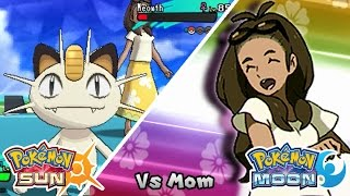 Pokémon Title Challenge 24: Mom (Game Edited)