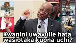 STAMINA, COYO, Wameongea Kuhusu Kauli ya JPM