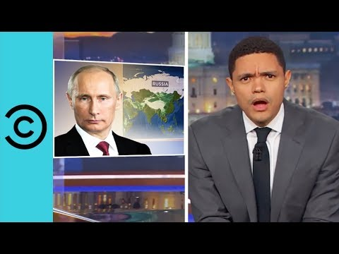 Russia s Olympic Doping Scandal The Daily Show
