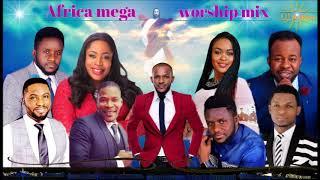 AFRICA MEGA WORSHIP MIX VOLUME 1 2018 BY DJ STARBLIZZ
