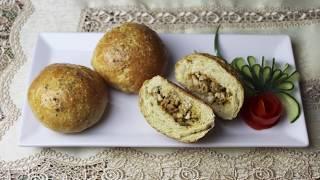 ইজি চিকেন বান রেসিপি | বার্গার বান | Chicken Bun Recipe | Home Made Burger Bun