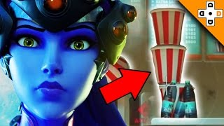 Overwatch Funny & Epic Moments 88 - WIDOW
