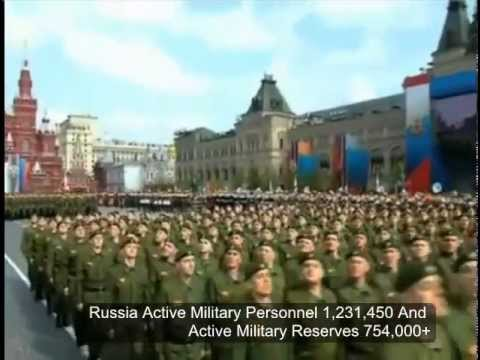 Russian Armed Forces vs American Armed Forces - Comparison