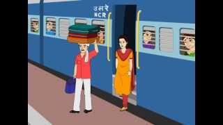 funny video indian railways