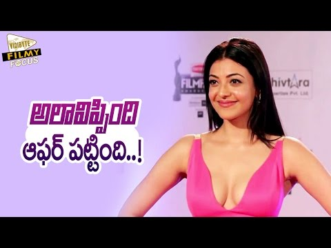 Kajal Agarwal Got Another Bollywood Offer - Filmy Focus