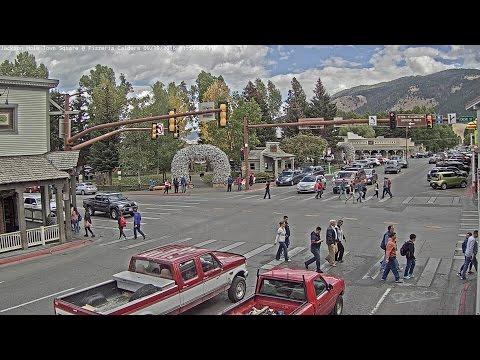 Jackson Hole Town Square - SeeJH.com