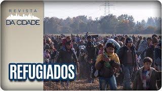 Refugiados no Brasil - Revista da Cidade (15/08/2017)
