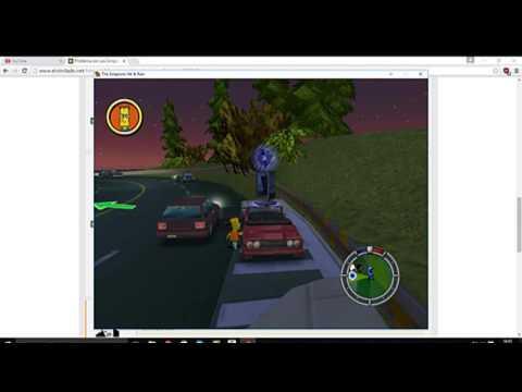 Xxx Mp4 Como Superar El Bug Del Observatorio Con Bart Y Lisa En Los Simpsons HIT AND RUN PC 3gp Sex