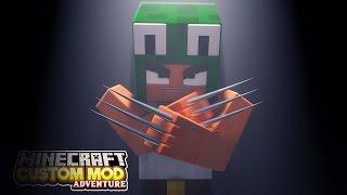 Minecraft - WOLVERINE