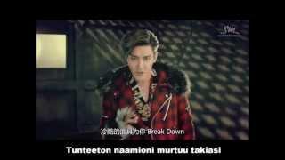 Super Junior M - Break Down [finnish subtitles]