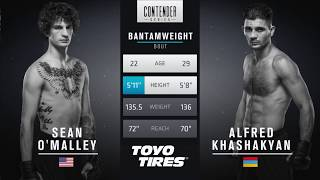 FREE FIGHT | Sean O'Malley Scores Impressive KO | DWTNCS Week 2 Contract Winner
